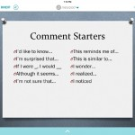 comment starters